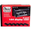 Auto World 1:64 Display Case (6 Pack)