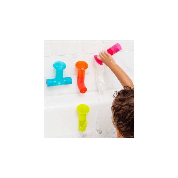 Boon Water Pipes Building Bath Toy Set