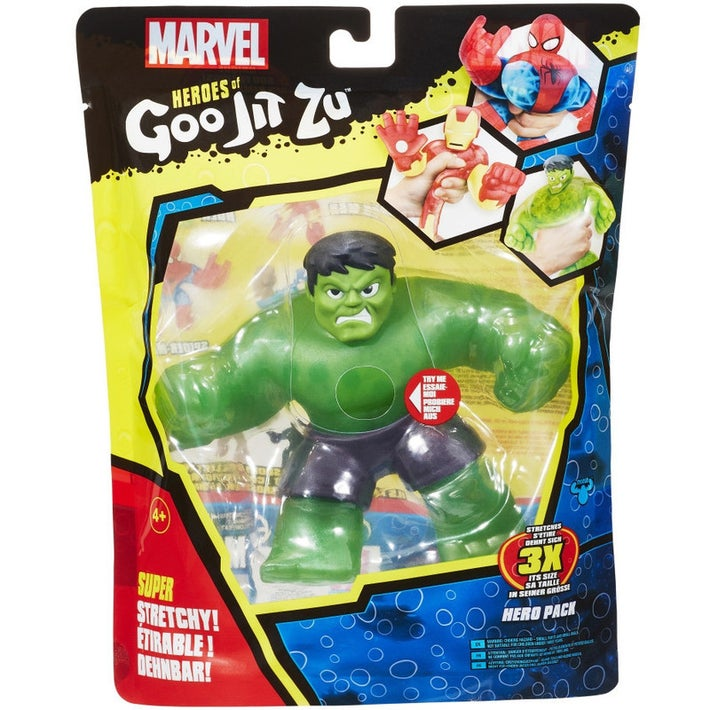 Heroes of Goo Jit Zu Marvel Hulk