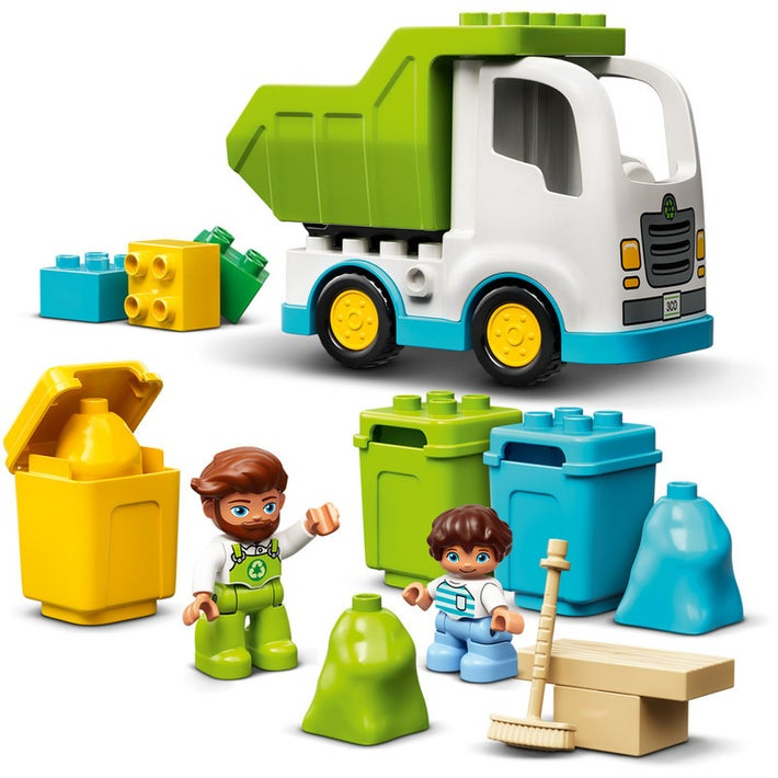LEGO Duplo 10945 Garbage Truck and Recycling