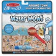 Melissa & Doug On the GO Around the Town Deluxe Water Reveal Pad