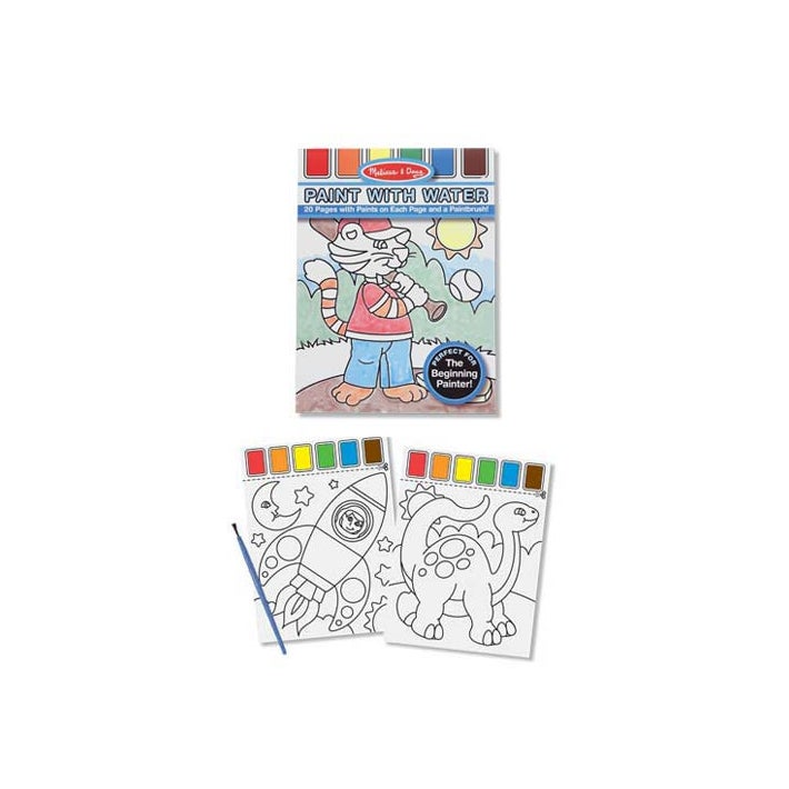 Melissa & Doug Paint with Water Blue