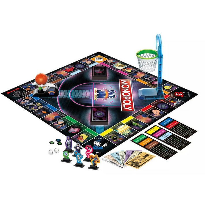 Monopoly Space Jam A New Legacy