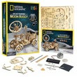 National Geographic Solar Powered Moon Buggy