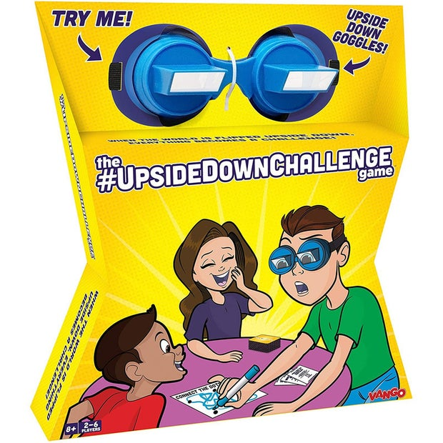 The Upside Down Challenge Game