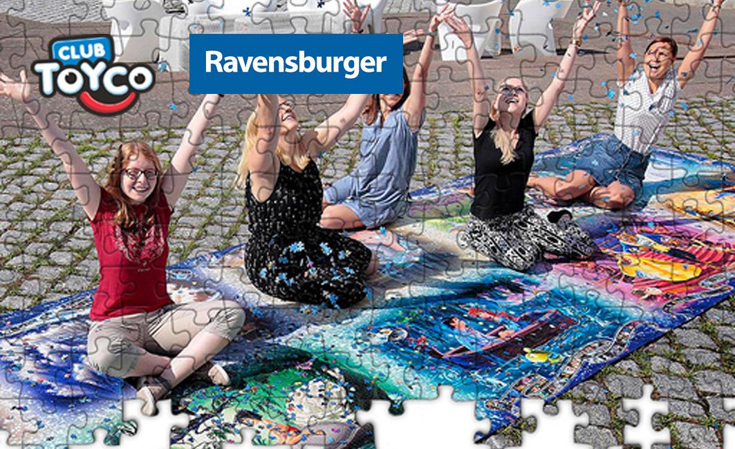 Ravensburger Puzzles Loyalty System