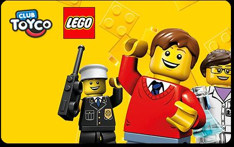 Lego Loyalty Card