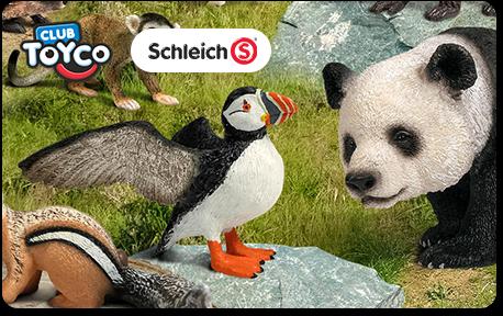 Schleich Loyalty Card
